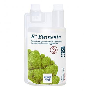 Pro Coral K Elementos