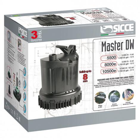 Bomba e Turbina Master DW5500