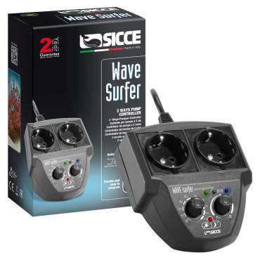 Controlador Wave Surfer para bombas - Sicce
