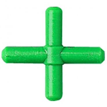 Cruz em plástico