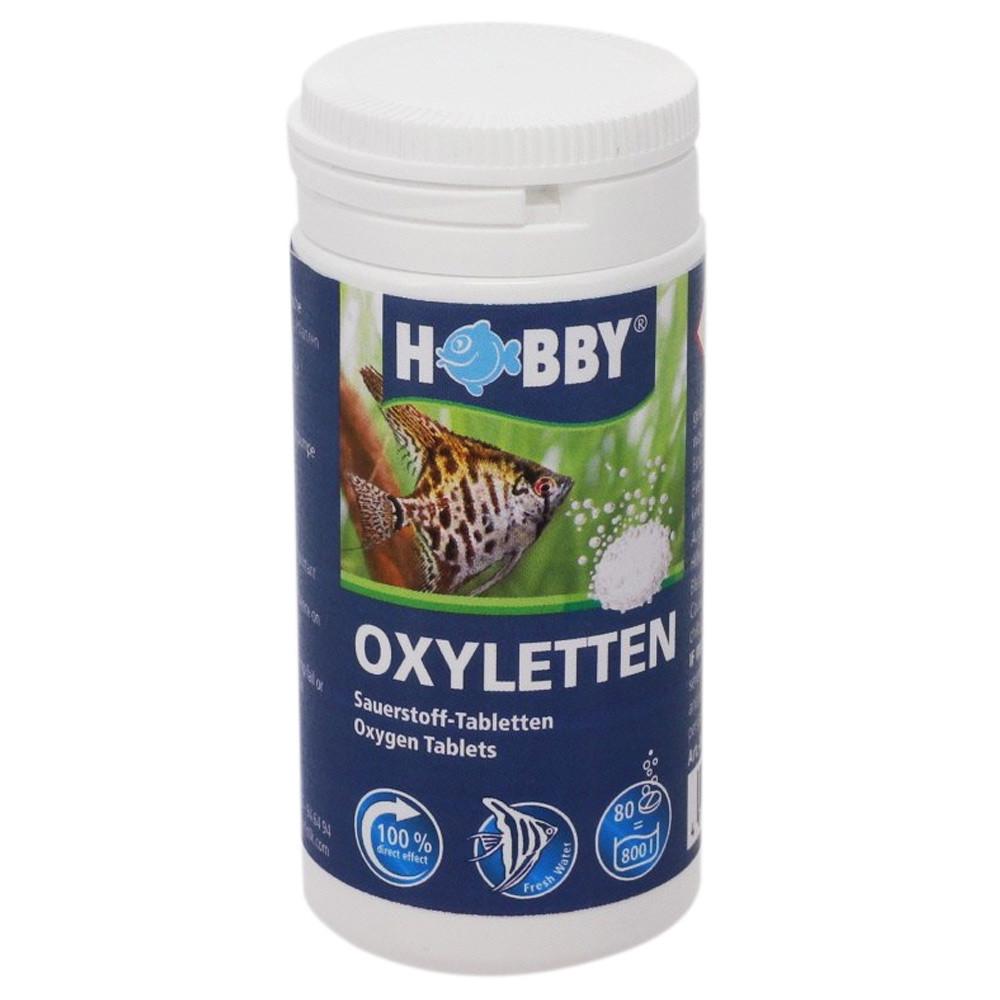 Oxigénio em pastilhas
