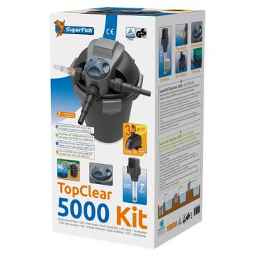 Conjunto de esponjas para filtro Topclear 5.000