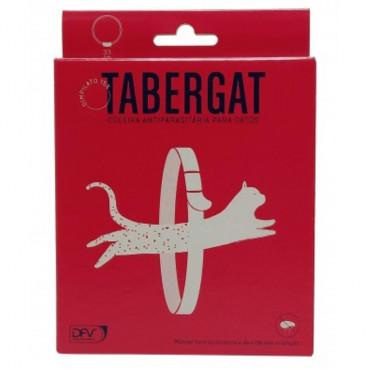 Tabergat - Coleira Antiparasitária p/ Gatos 33cm