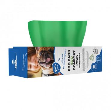Sacos de dejetos biodegradáveis XL Eco - Duvo+