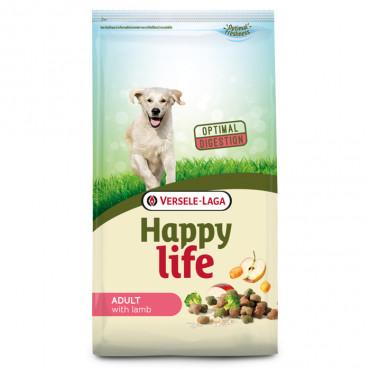Versele-Laga Happy Life Optimal digestion Cão adulto - Cordeiro