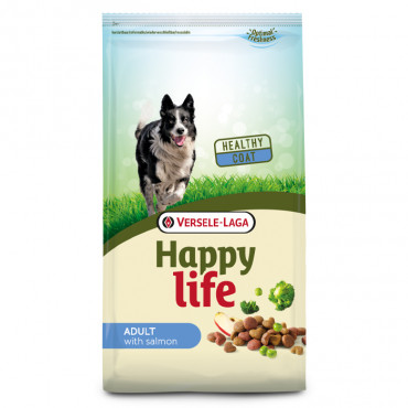 Versele-Laga Happy Life Optimal coat Cão adulto - Salmão