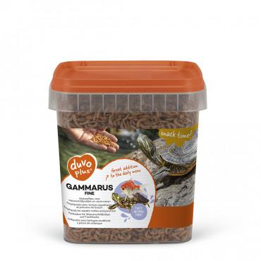 Alimento Snack Time! Gammarus para tartarugas aquáticas - Duvo+