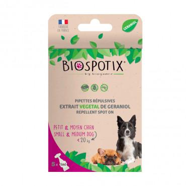 Pipetas Biospotix Spot On para cão - Biogance