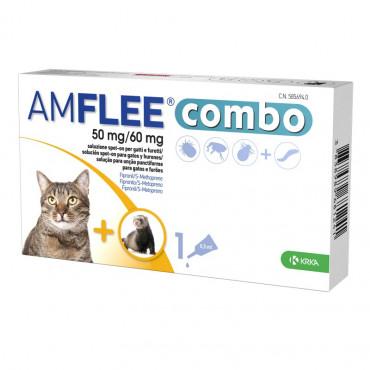 Pipetas para gato Amflee Combo