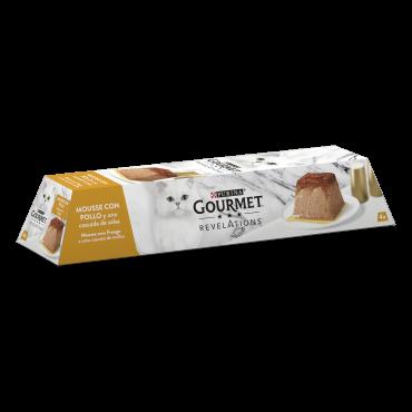 Gourmet Revelations Mousse Gato - Frango