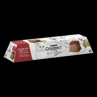 Gourmet Revelations Mousse Gato - Vaca