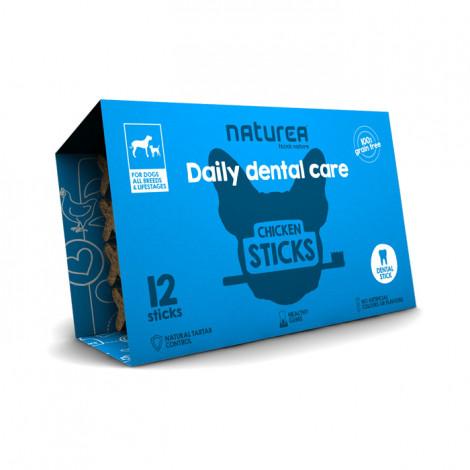 Naturea Daily Dental Care Sticks para cão - Frango
