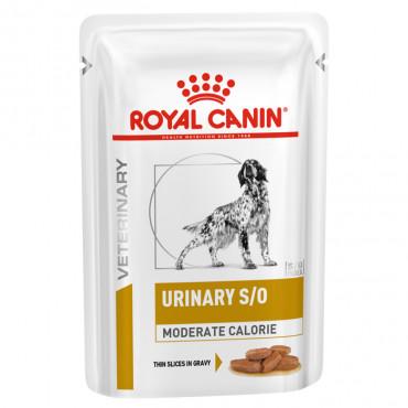 Royal Canin Urinary S/O Moderate Calorie Cão - Em molho