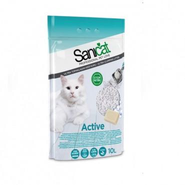 Areia aglomerante Active Marseille Soap - Sanicat