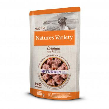 Nature's Variety Original Sem Cereais Húmido Cão Adulto Médio - Peru