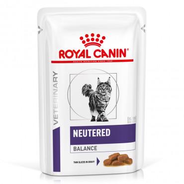 Ração para gato Royal Canin Wet Neutered Weight Balance
