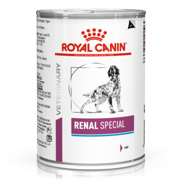 Royal Canin Dog - Renal Special WET 410gr