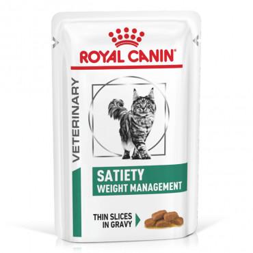 Royal Canin Saciety Weight Management Húmida Gato Adulto