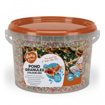 Duvo+ Granulado colorido para peixes de lago