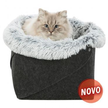 Cama redonda Harvey para gatos