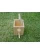 Ninho de Exóticos - 12x10x12 cm