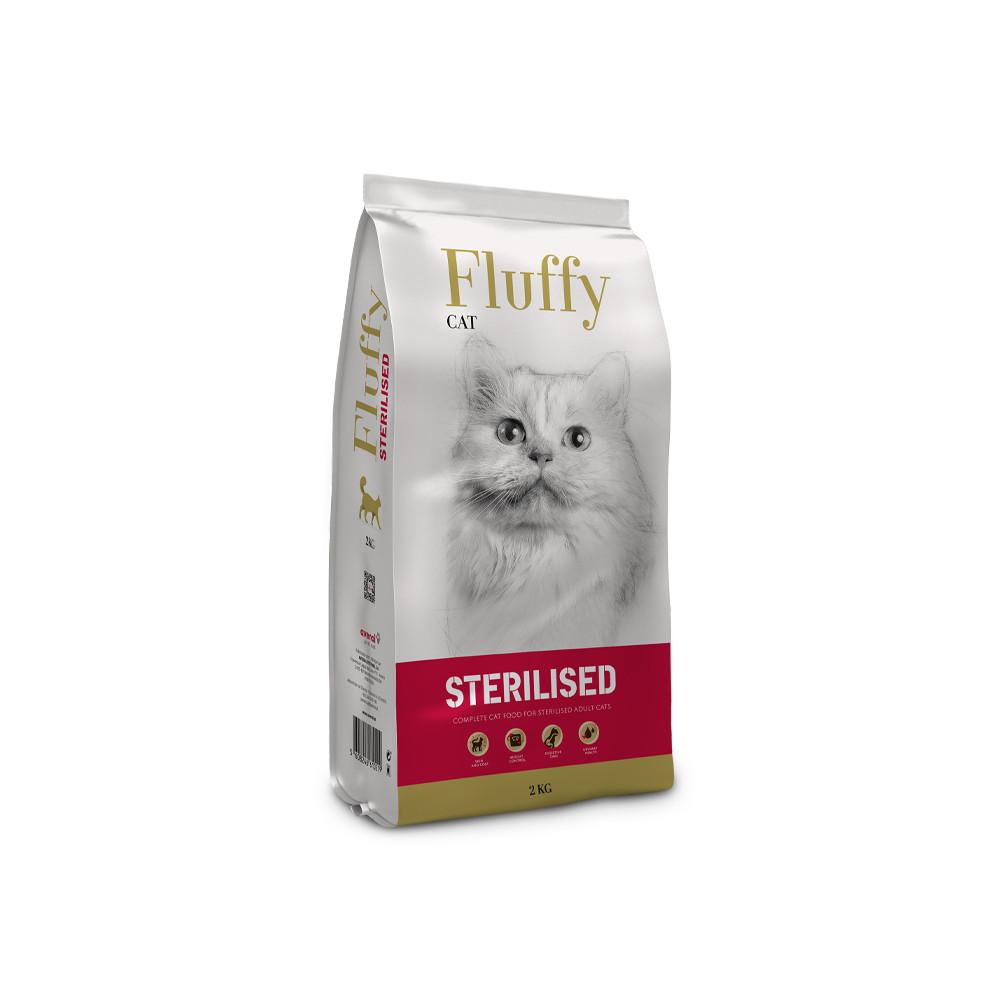 Fluffy Sterilised Gato adulto