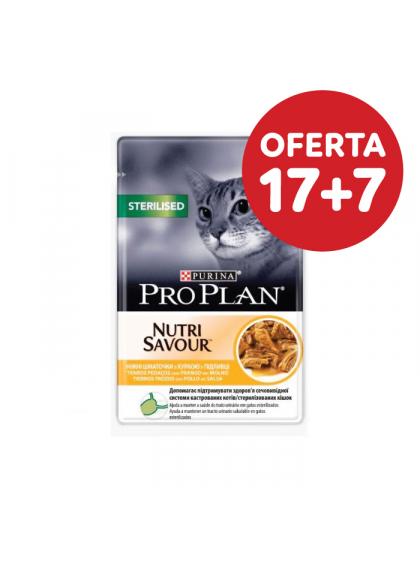 Pro Plan Nutrisavour™ - Adult Sterilised Frango