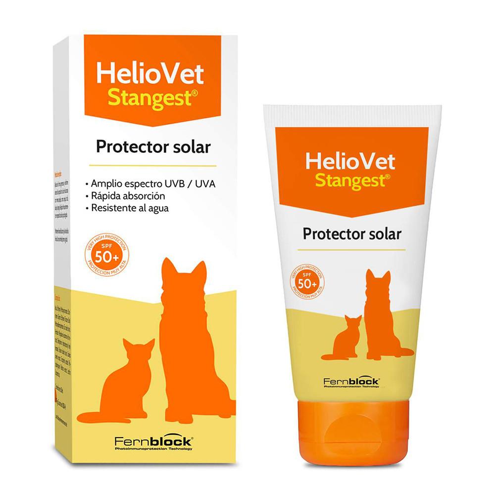 Protetor solar SPF50+ para cães e gatos - HelioVet