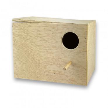 Ninho em madeira para catarinas
