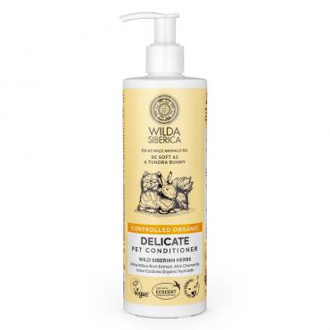 Condicionador orgânico para pele sensível - Wilda Siberica