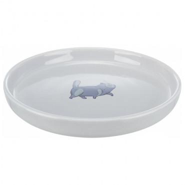 Taça para gatos de focinho achatado