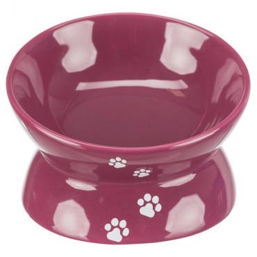 Taça cerâmica alta para gatos