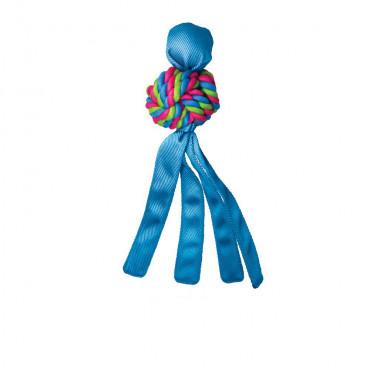 Brinquedo de corda e algodão - KONG Wubba