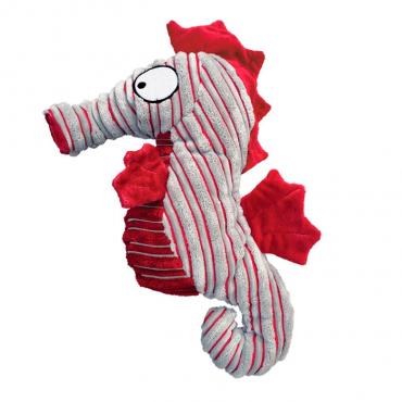 Cavalo Marinho de tecido para cães - KONG Cuteseas