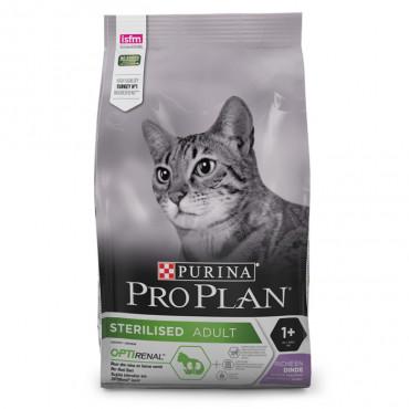 Pro Plan Sterilised Optirenal Gato adulto - Peru