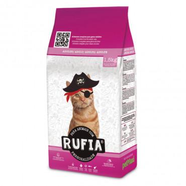 Rufia Gato adulto - Frango