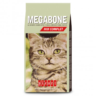 Picart Megabone Mix Gato adulto