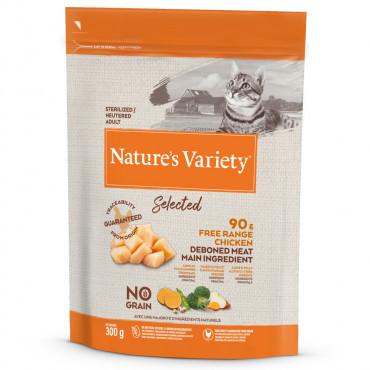 Nature's Variety Original Gato Adulto Esterilizado - Salmão
