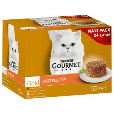 Gourmet Gold Gold Pack Tartelette