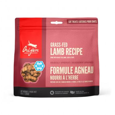 Orijen Grass-fed Snacks para gato - Borrego