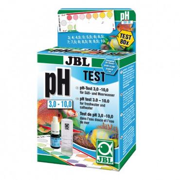 JBL Teste pH 3.0 - 10.0