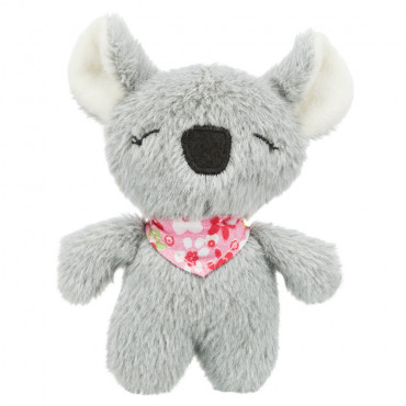 Koala de peluche com catnip para gatos