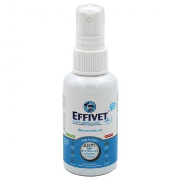 Hidrogel para tratamento de feridas Effivet Skin & Wound