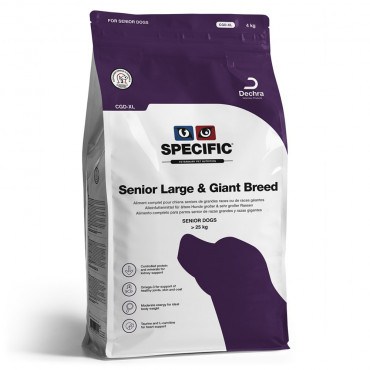Specific Dog - CGD-XL Senior Large & Giant Breed