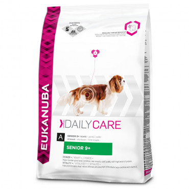 Eukanuba Daily Care - Senior +9 12.5Kg
