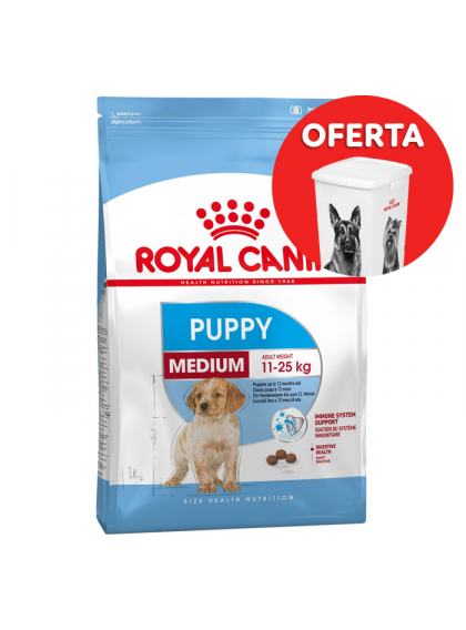 Royal Canin - Medium Puppy - Goldpet