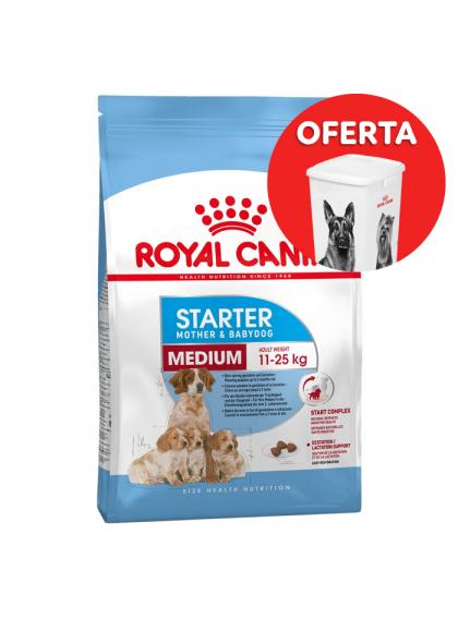 Royal Canin - Medium Starter Mother & Babydog - Goldpet