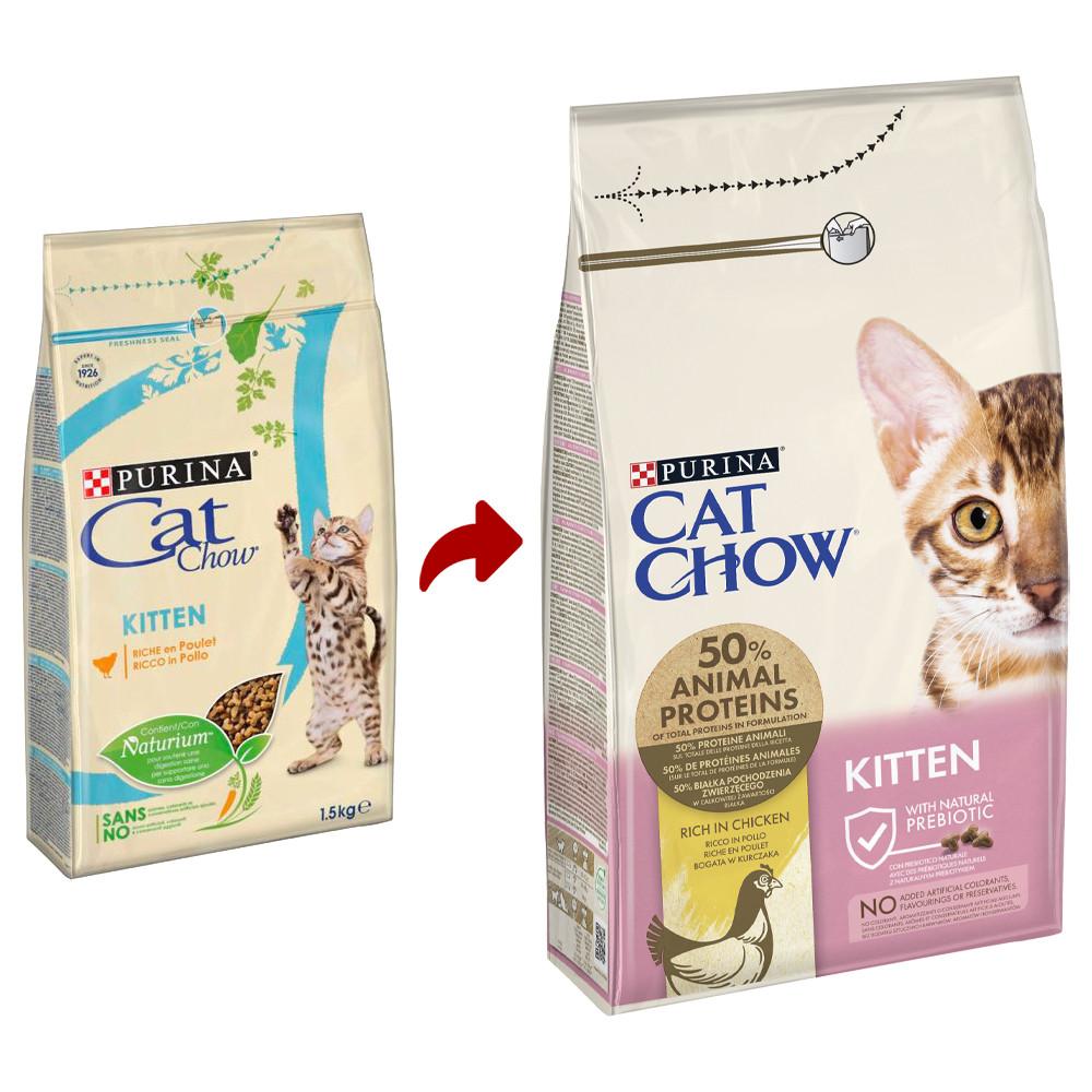 Cat Chow - Kitten