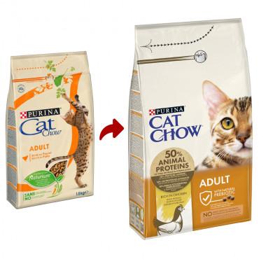 Cat Chow Gato adulto - Frango
