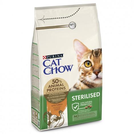 Cat Chow Sterilised Gato adulto - Peru